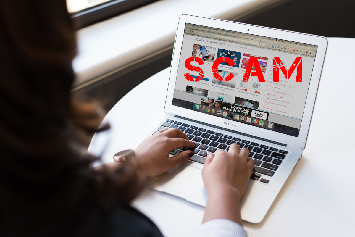 YBKB jadi Korban <em>Website SCAM</em>